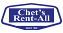 Chet's Rent-All