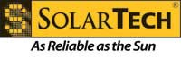 SolarTech Logo