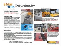 Quick Installation Guide - Internal Antenna PDF