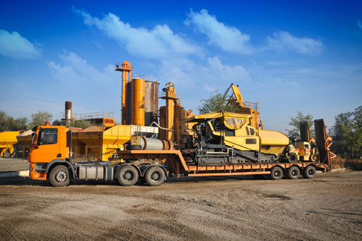 Rental-Towed-Construction-equipment