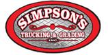 Simpson's Trucking & Grading